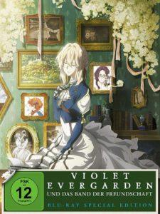 Violet Evergarden und das Band der Freundschaft 2019 Anime Film KAufen Shop News Review Kritik Trailer