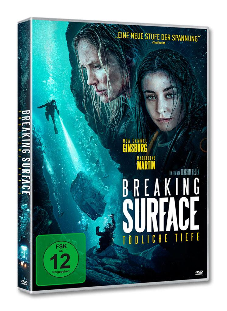 Breaking Surface Todliche Tiefe News Dvd Blu Ray Filme De