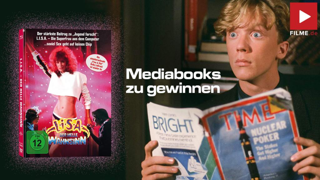 L.I.S.A der Helle Wahnsinn Film Mediabook Gewinnspiel gewinnen Artikelbild