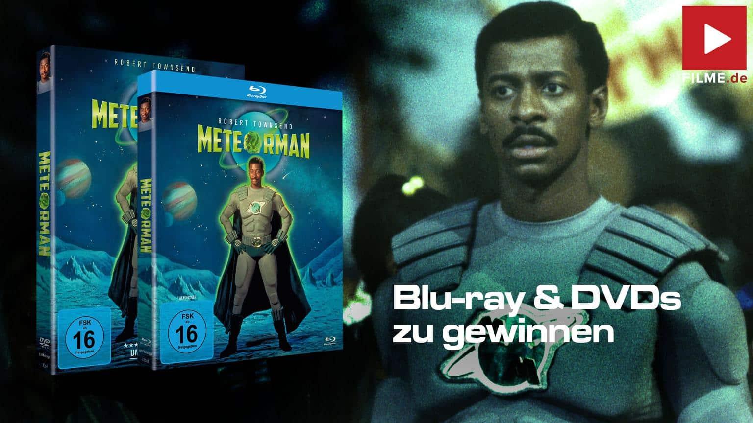 Meteor Man Gewinnspiel gewinnen Blu-ray DVD shop kaufen Artikelbild