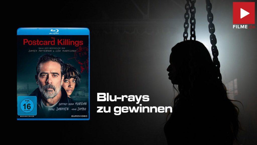 Gewinnspiel The Postcard Killings Film 2020 Blu-ray shop kaufen gewinnen Artikelbild