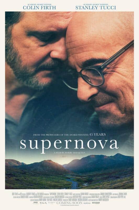 Supernova Film 2020 Kino Plakat