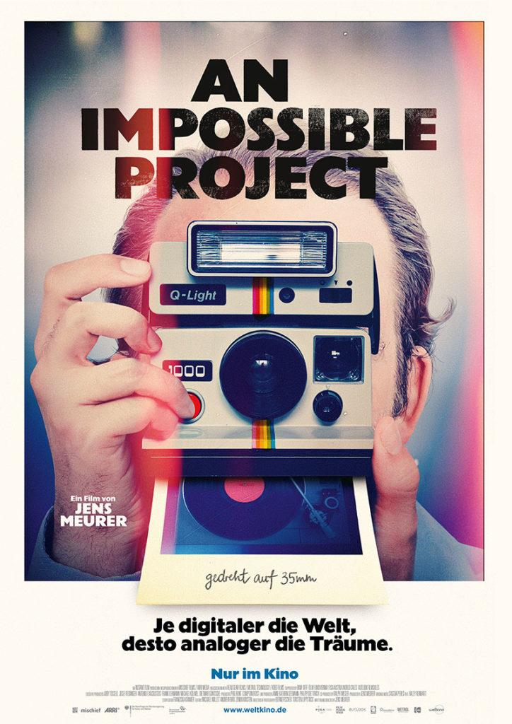 AN IMPOSSIBLE PROJECT 2020 Kino Film Kaufen Shop News Trailer Kritik