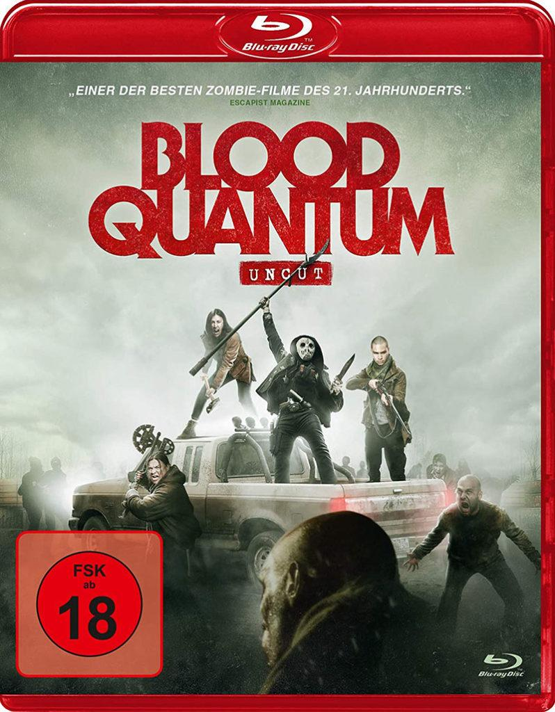 Blood Quantum 2019 Film Kaufen Schop Mediabook Shop Review Trailer Kritik News