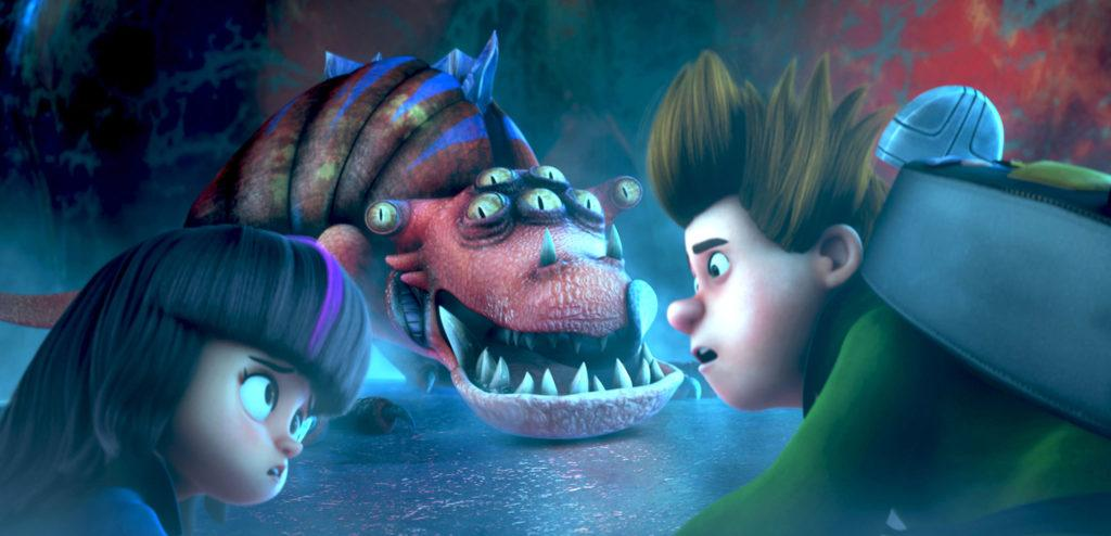 Die Monster Academy 2020 Film Shop Kaufen Review Trailer News Kritik