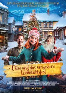 Elise und das vergessene Weihnachtsfest 2019 Film Kino Kaufen Shop News Trailer Kritik