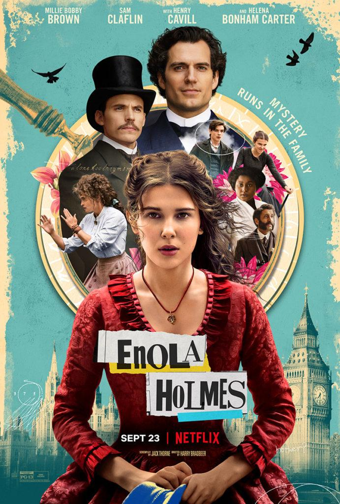 Enola Holmes Review News Streaming Netflix 2020 Kaufen Shop