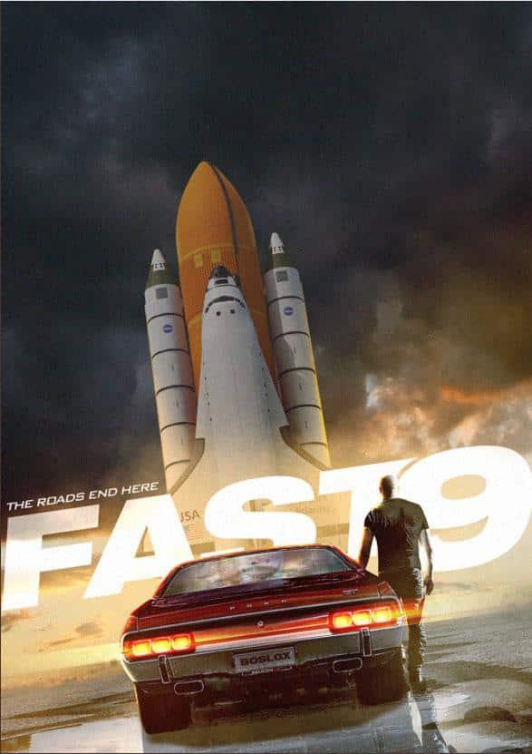 Fast & Furious 9 - F9 2021 Film Kino News Kritik Shop KAufen