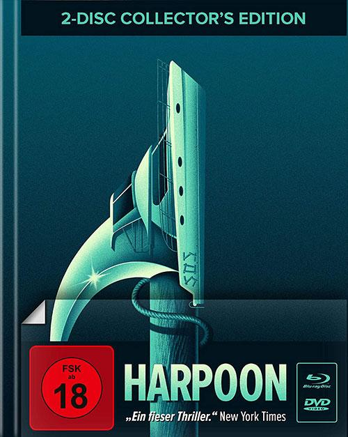 Harpoon Collectors Edition Mediabook Film 2020 Covervariante A shop kaufen
