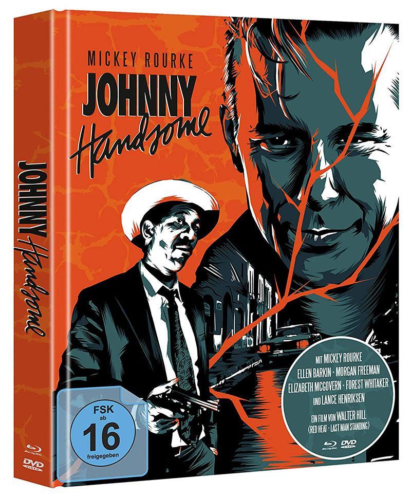 Johnny Handsome Film Mediabook Kaufen Shop Trailer News Review Kritik