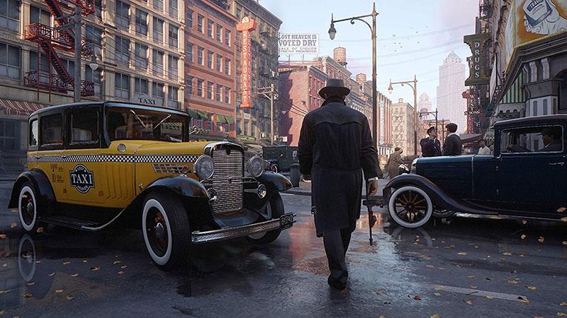 Mafia Definitive Edition 2020 Spiel Konsole PS4 News Trailer Review Kritik Kaufen Shop