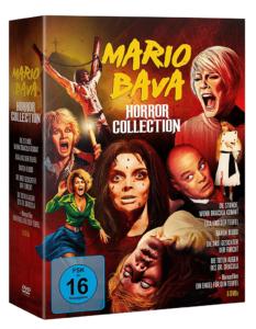 Mario Bava Horror Collection 2020 Film Kaufen Shop News Kritik