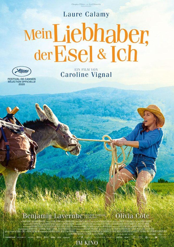 MEIN LIEBHABER, DER ESEL & ICH 2020 Film Kino Kaufen Shop News Trailer Kritik