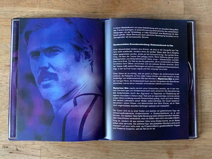 MYSTERIOUS SKIN Unter die Haut 2004 Film Mediabook Kaufen Shop News Review Kritik