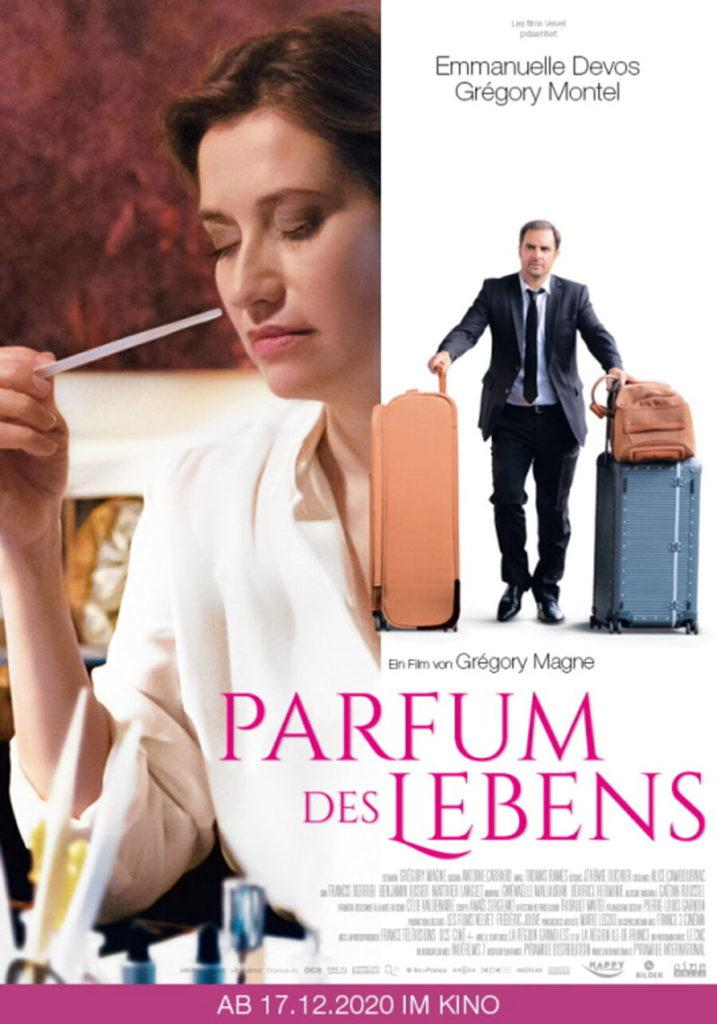 PARFUM DES LEBENS 2020 film Kino Shop News Kaufen Trailer Kritik