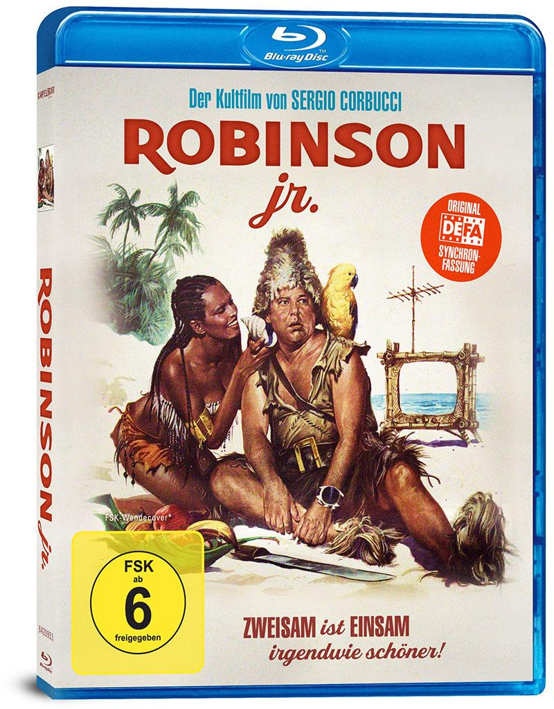 Robinson jr 1976 Blu-ray News Film Kaufen Shop Kritik