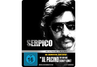 SERPICO 1973 news Kaufen Film 4K Shop Steelbook Kritik