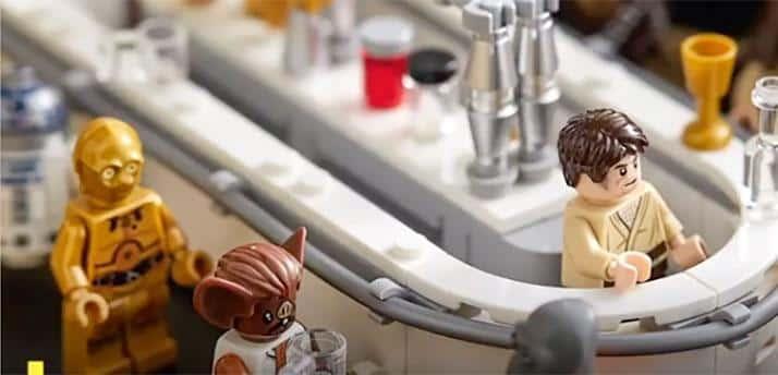 Star Wars Mos Eisley Cantina 2020 LEGO Spiel Shop Kaufen News Kritik