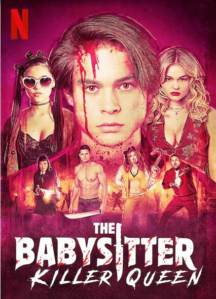 The Babysitter Killer Queen 2020 Netflix Stremen Film KAufen Shop News Trailer Revie Kritik