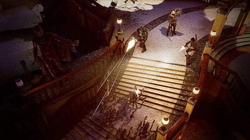 Wasteland 3 2020 Spiel PS4 Konsole KAufen Shop News Kritik Review