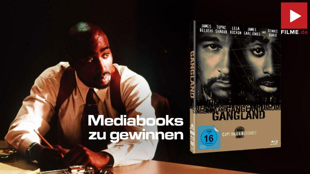 Gangland Cops unter Beschuss Gewinnspiel gewinnen Mediabook shop kaufen Artikelbild