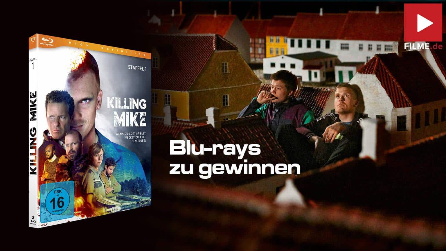 Killing MIke Gewinnspiel gewinnen Serie 2020 Blu-ray DVD shop kaufen