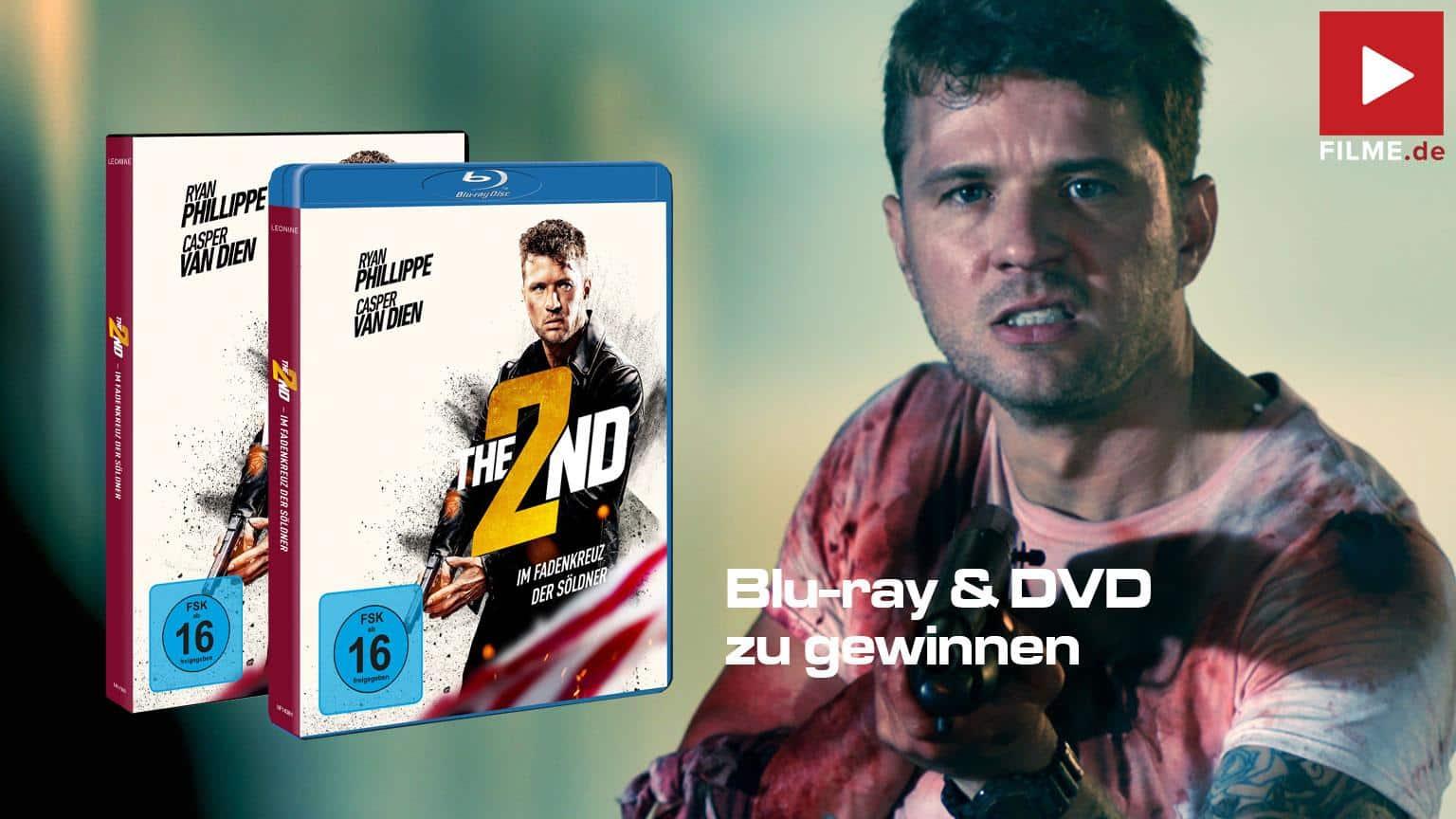 2ND, THE - IM FADENKREUZ DER SÖLDNER Gewinnspiel gewinnen Shop kaufen Blu-ray DVD