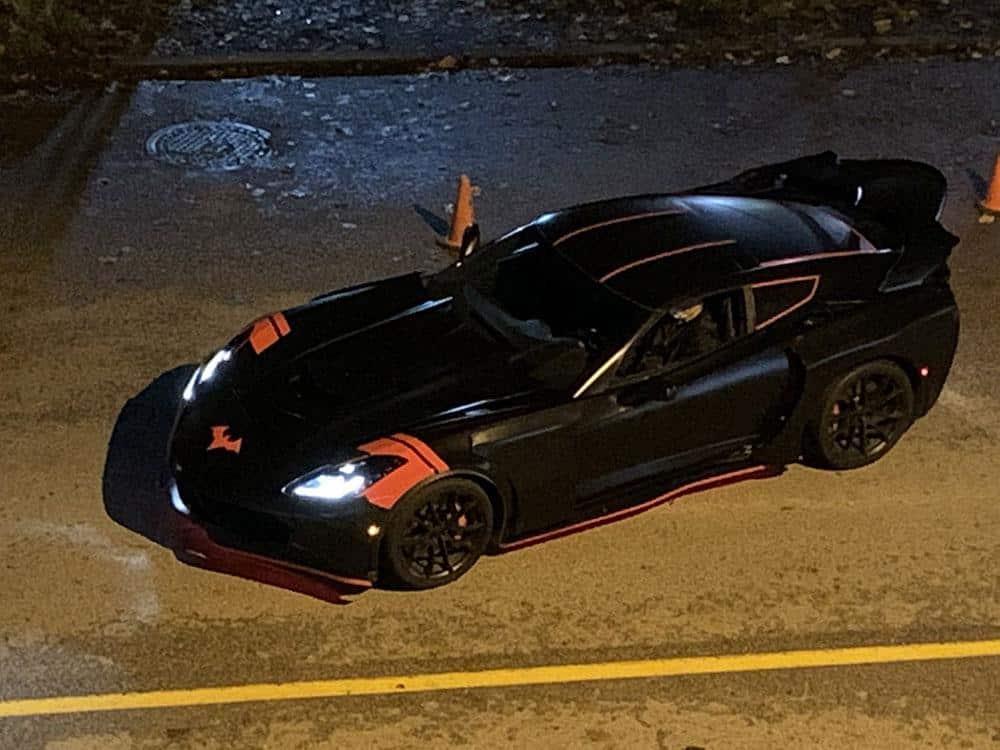 Batwoman Batmobil Film 2021 Foto teaser