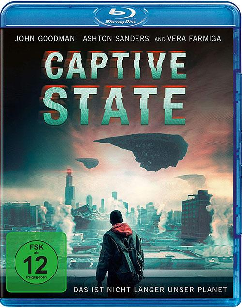Captive State Film 2020 Blu-ray Cover shop kaufen