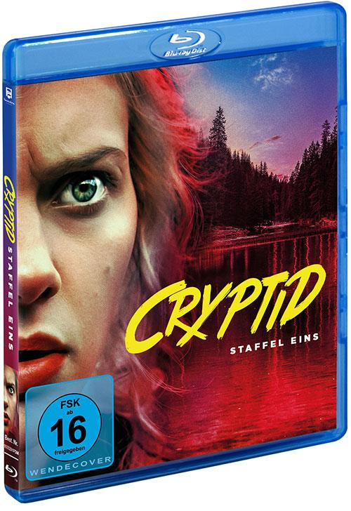 Cryptid - Staffel 1 [Blu-ray] Cover shop kaufen Serie 2020