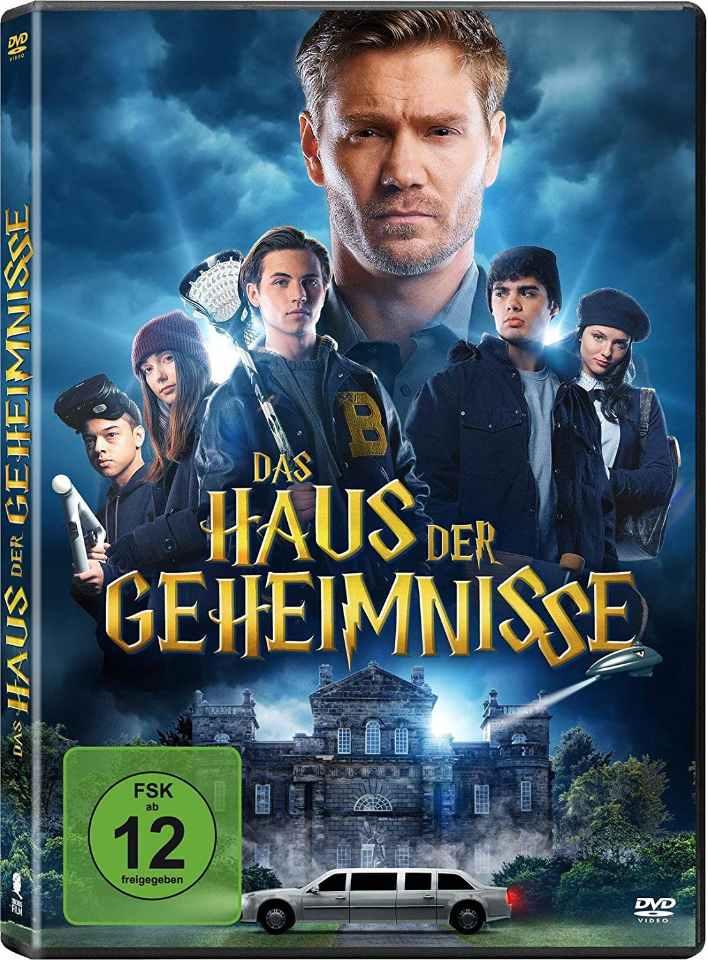 Das Haus der Geheimnisse DVD Cover Film Shop kaufen