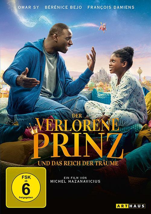 Der verlorene Prinz DVD Cover shop kaufen