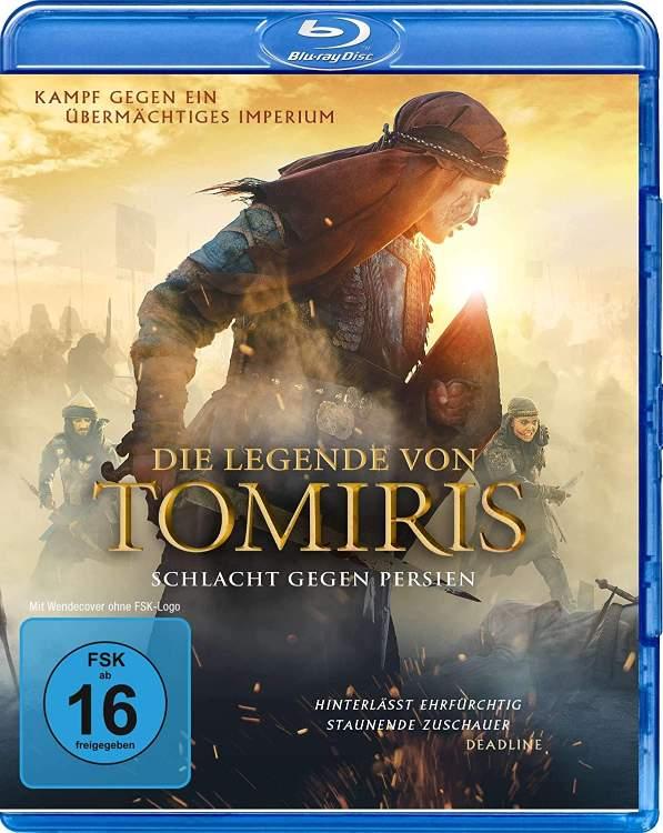 Die Legende von Tomiris Schlacht um Persien Blu-ray Cover Film Shop kaufen