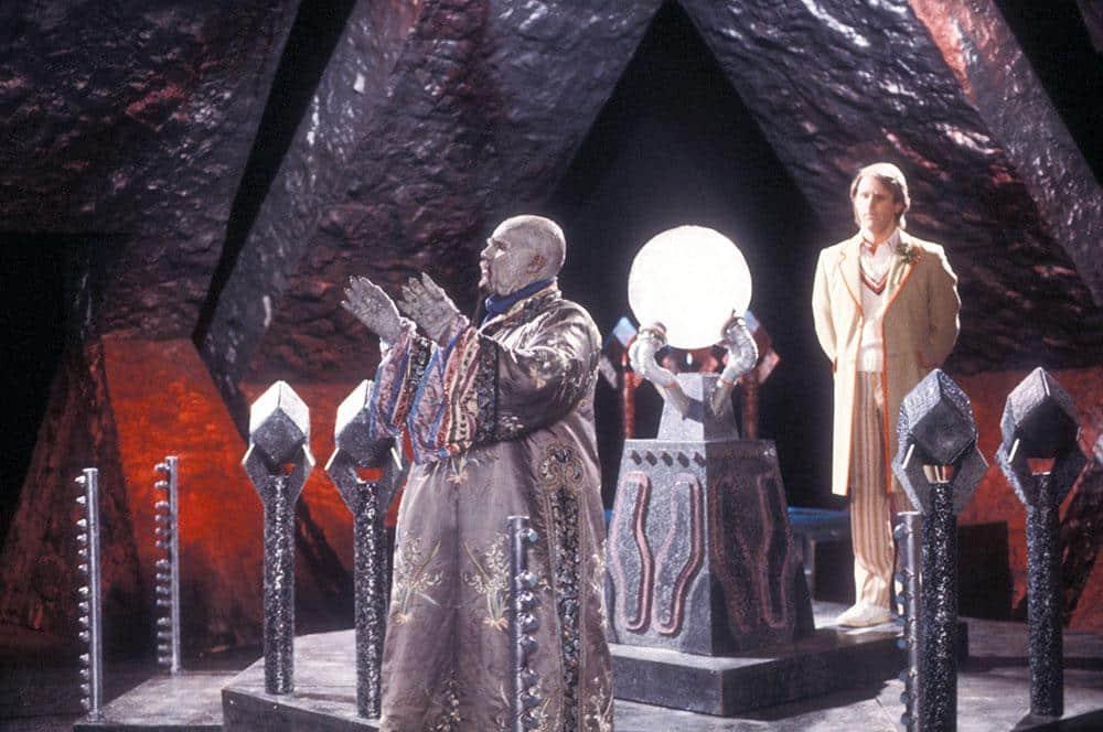 Doctor Who - Fünfter Doktor - Zeitflug Blu-ray Review Kritik shop kaufen Szenenbild