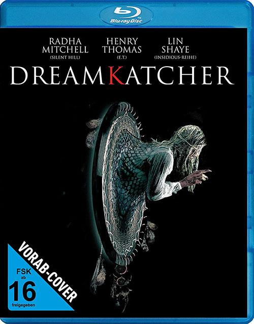 Dreamactcher Blu-ray Film 2020 Cover shop kaufen