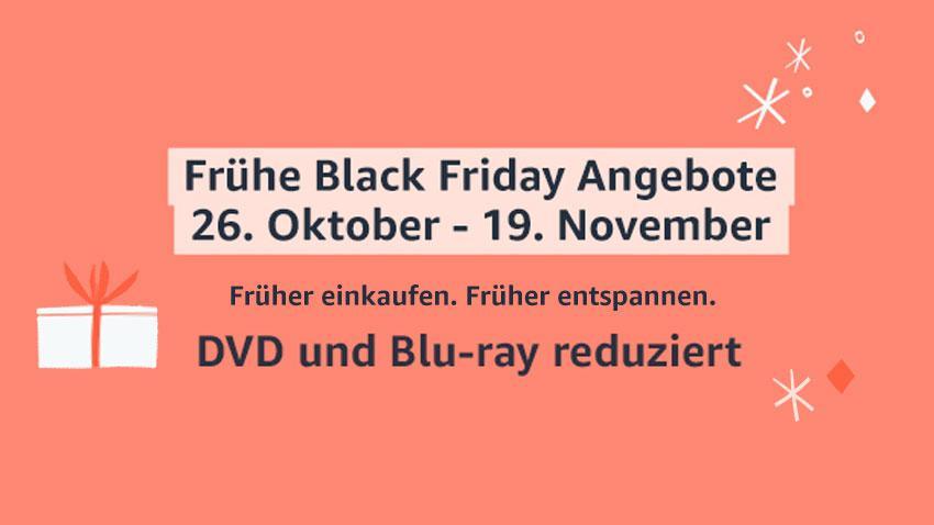 Frühe Black Friday Angebote Amazon.de Deal sparen kaufen shop Artikelbild