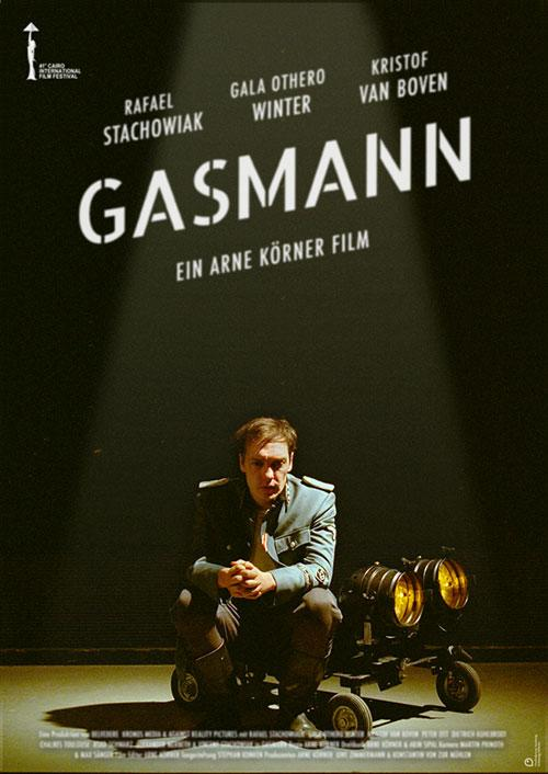 Gasmann Film 2021 Kino Plakat