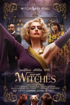 Hexen hexen Film 2021 2020 Anne Hathaway Kino Plakat