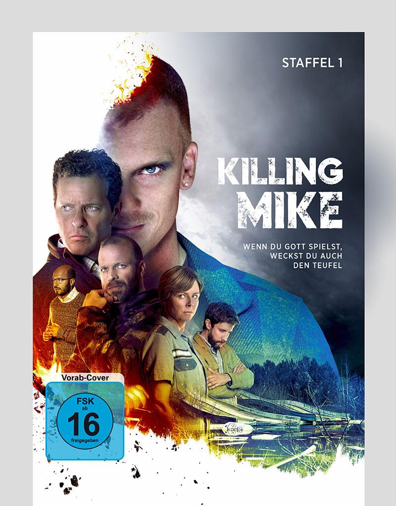 Killing Mike Staffel 1 Season 1 2020 Serie Sreaming DVD Blu-ray Kaufen Shop News Review Kritik