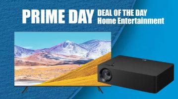 Deal Of the Day Prime Day 2020 Artikelbild Home Entertainment