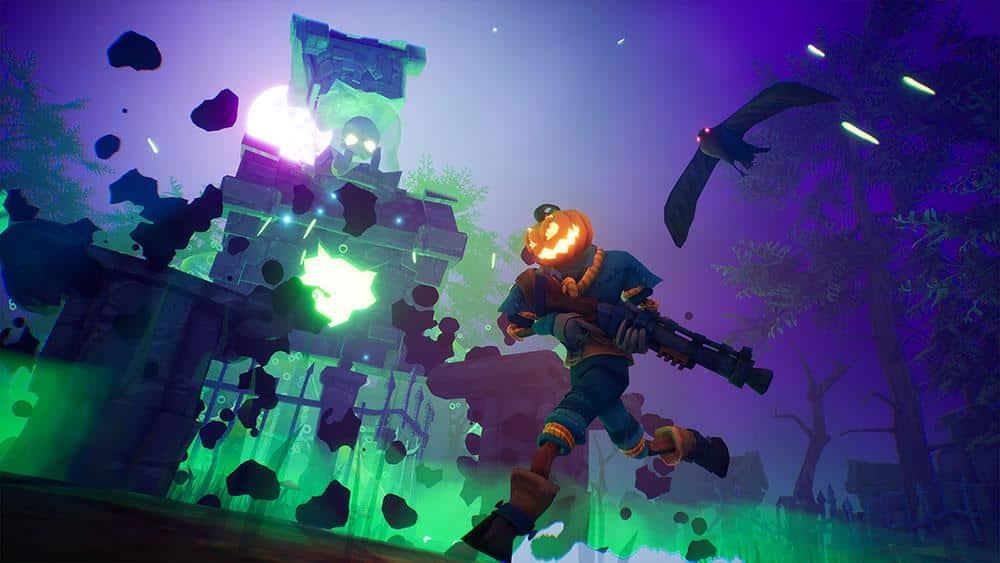 Pumpkin Jack Nintendo Switch Spiel shop kaufen Szenenbild