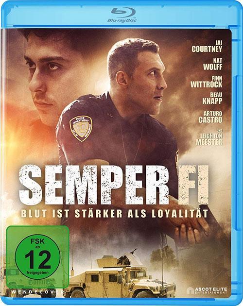 SEMPER FI - Blut ist stärker als Loyalität Film 2020 Blu-ray Cover shop kaufen