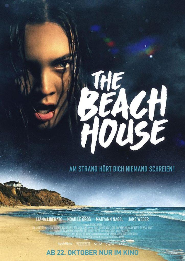 THE BEACH HOUSE 2020 Film Kritik Kino Kaufen Shop News Trailer