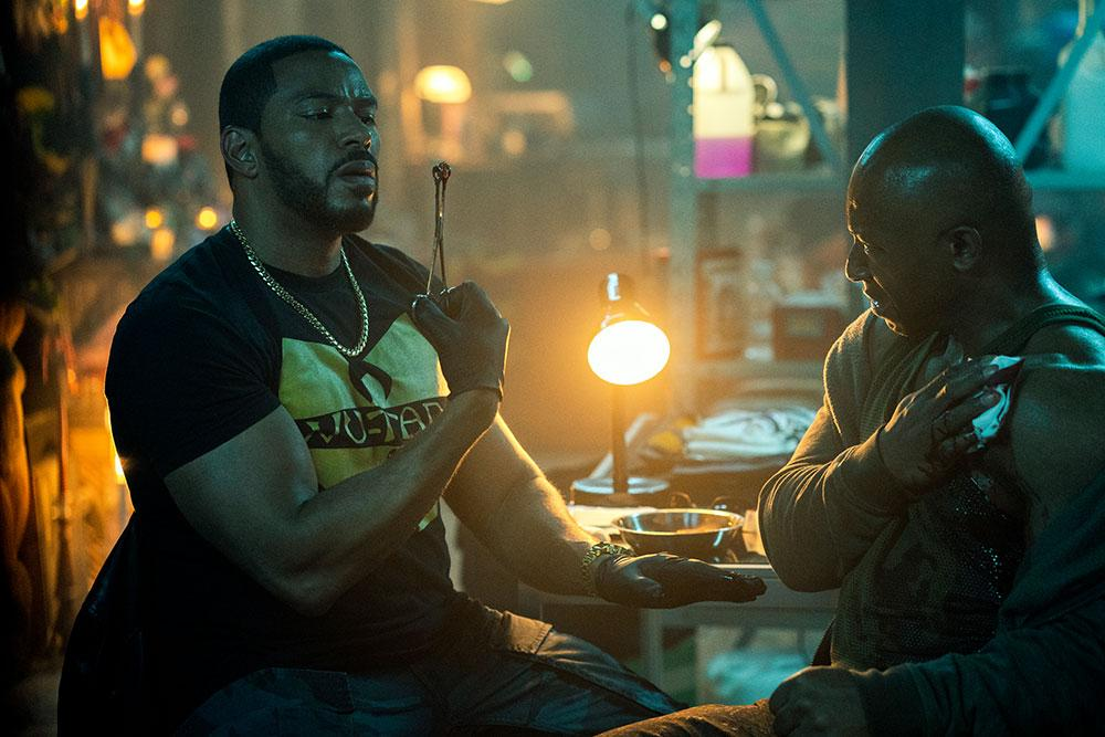 The Boys Staffel 2 Review Kritik Amazon Prime Szenenbild Shop kaufen Streamen