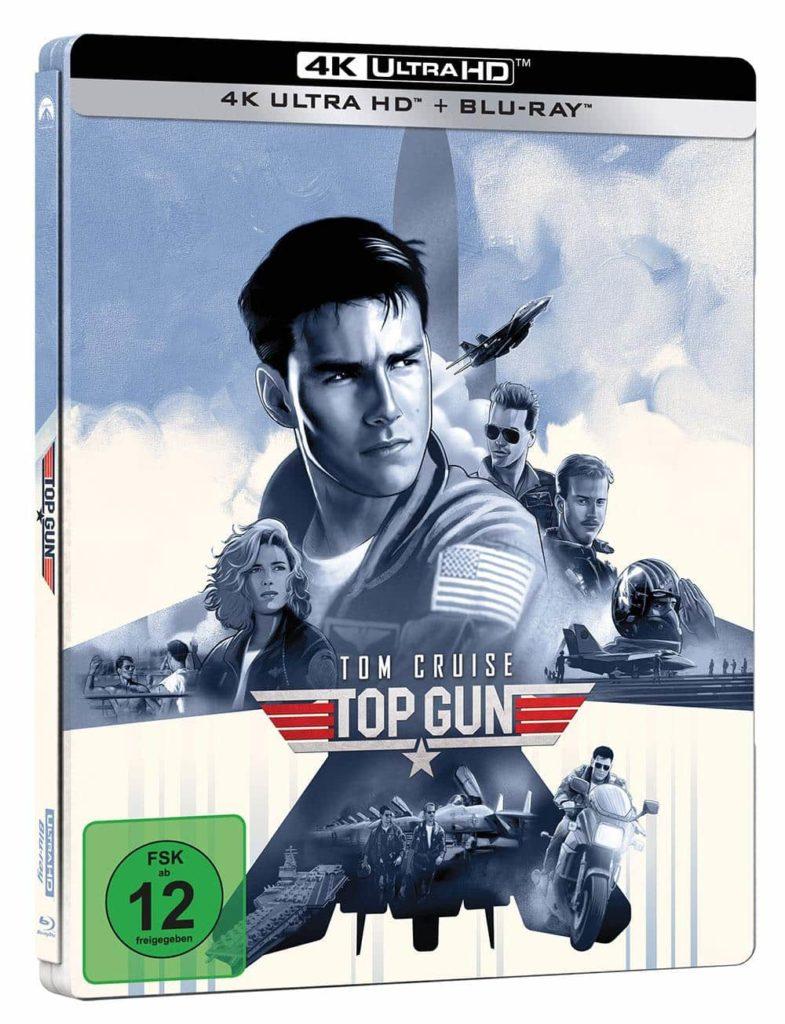 Top Gun Film 4K UHD Steelbook shop kaufen