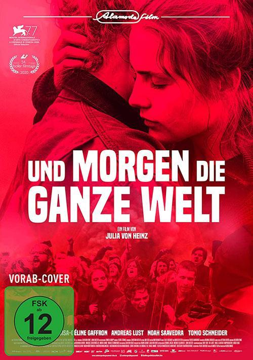 Und Morgen die Ganze Welt Film 2021 Blu-ray Cover shop kaufen
