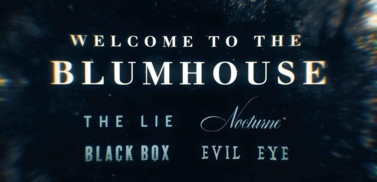 Welcome to Blumhouse The Lie 2020 Film Kaufen Shop Streaming Amazon Prime Review News Kritik