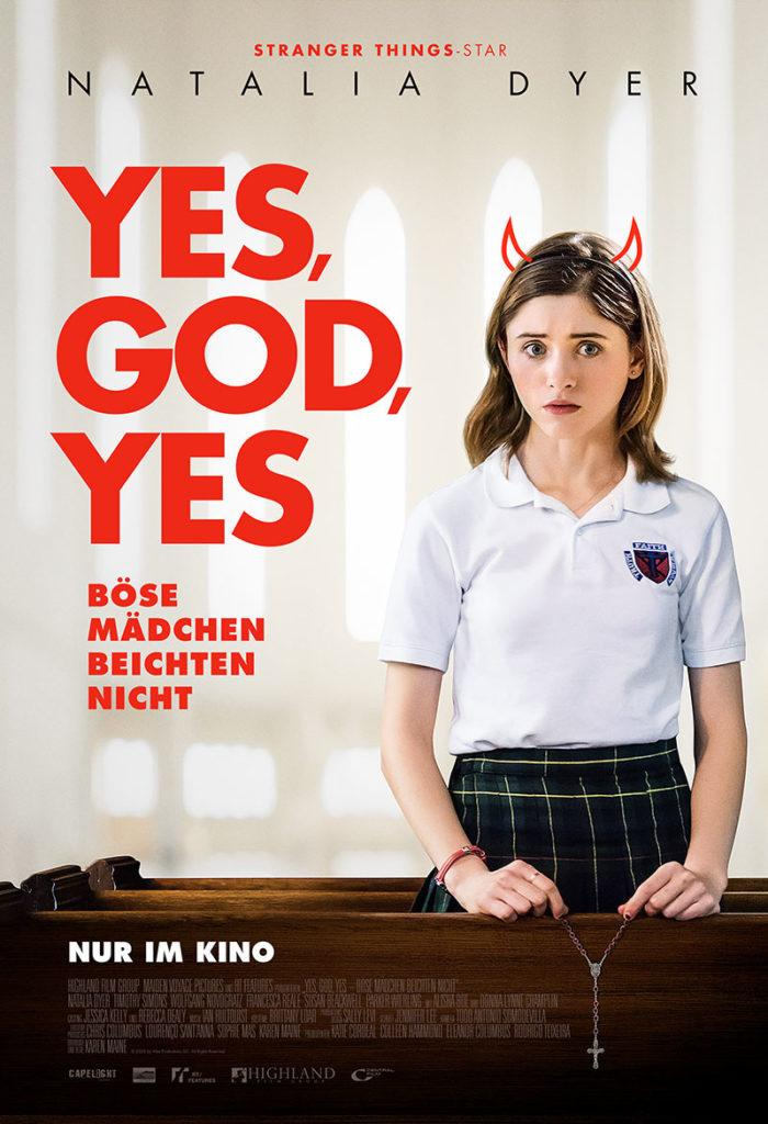 YES, GOD, YES - BÖSE MÄDCHEN BEICHTEN NICHT 2020 News Trailer Film Shop Kaufen