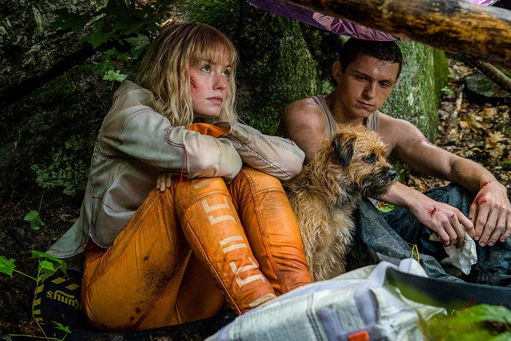 Chaos Walking Film 2021 Szenenbilder shop kaufen Trailer deutsch