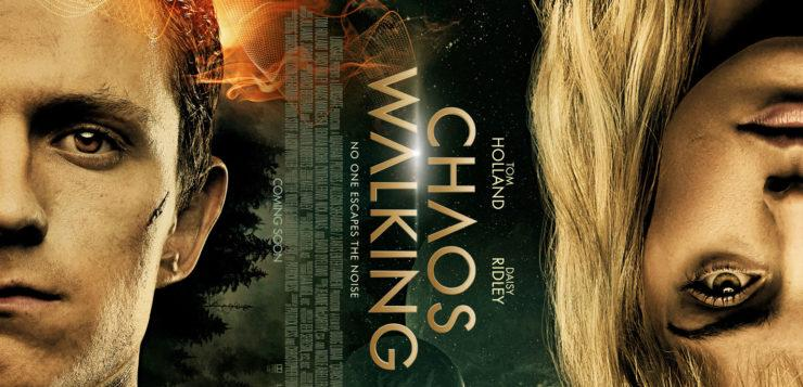 Chaos Walking Film 2021 Tom Holland Daisy Ridley KIno Start Trailer Artikelbild
